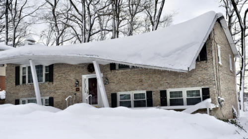 Warning Signs How To Avoid A Roof Collapse