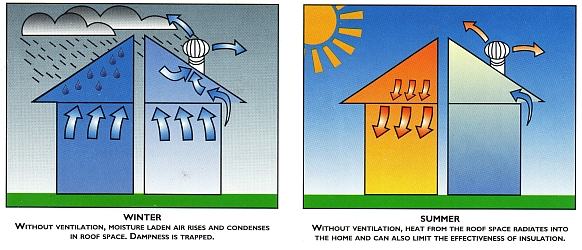 Why Is Proper Roof Ventilation So Important