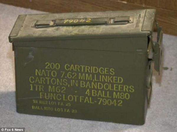attic grenade
