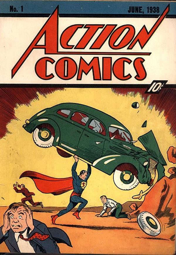 attic superman